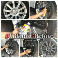 Carlas Rubber Spray/ rubber paint