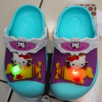 CROCS CROCSLIGHTS HELLO KITTY CLOG (LED HK)
