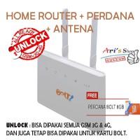 Jual HOME ROUTER HUAWEI B310 BOLT 4G LTE UNLOCK GSM 3G 4G PERDANA - MODEM Murah