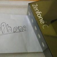 Asus zenfone C ram 2gb resmi