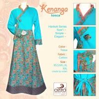 harga Gamis Batik Hanbok Series - Gamis Batik Syar'i Tokopedia.com