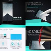 Original Antigores Kaca Nillkin Super 9H Tempered Glass OnePlus Two 2