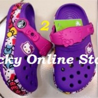 Crocs Crocband Hello Kitty II (Crocsband HK)