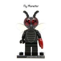 Lego Original Minifigure Fly Monster Series 14