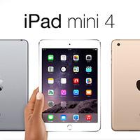 APPLE IPAD MINI 4 WI-FI + LTE 64GB GOLD