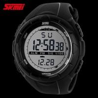 SKMEI S-Shock Sport Watch Water Resistant 50m - DG1025 black