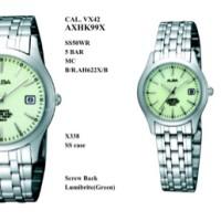 ALBA Standard AXT861 Lumibrite - Small Size Jam Tangan ORIGINAL
