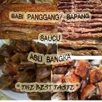 Babi Panggang / Bapang / SauCu / Sau Cu Nyuk Asli Bangka 1kg