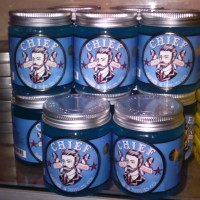 Chief Blue Waterbased Pomade, Made For Every Gentleman
