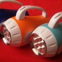 Senter LED + Radio + MP3 Player ASATRON R-938 USB