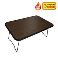 Meja Belajar Lipat Lesehan Anak Perempuan Minimalis Simple Furniture