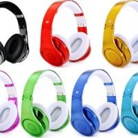 harga Headphone Studio  Electroplating Headset Oem Monster Beats By Dr Dre Tokopedia.com