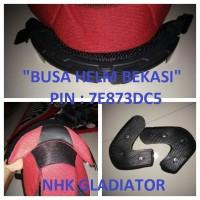 harga Busa Helm Nhk Gladiator Tokopedia.com