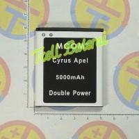 Baterai Cyrus Apel merek MCom
