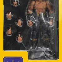 Legacy of Revoltech Kenshiro Final Fight Ver Fist of The North Star