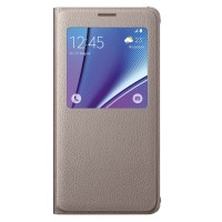 harga Samsung Galaxy Note 5 S View Cover Gold Original Tokopedia.com