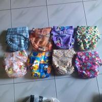 clodi ( diapers cuci ulang) sakinah