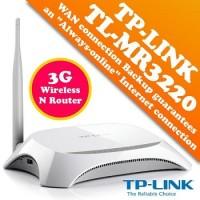 TP - Link 3G/4G Wireless N Router  (USB Port For GSM / CDMA Modem)