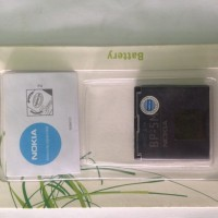harga Baterai Nokia Bp-5m (navigator/ Classic/ Luna/ Slide) Tokopedia.com