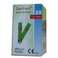 EasyTouch GCU Strip Glucose Gula Darah (Isi 25)
