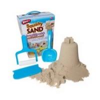 Mainan Anak Squishy Play Sand Pasir patung istana kepala boneka mickey