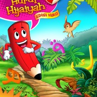 VCD Belajar Hijaiyah Iqro Vol 1