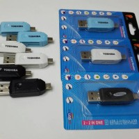 USB OTG Card Reader Samsung Toshiba / Usb On The Go (Transfer Data)