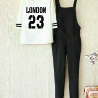Jumpsuit Overall London 23 Set