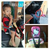 harga Kursi Jok Bonceng Boncengan Motor Matic Vario 150 Anak Hello Kitty Tokopedia.com
