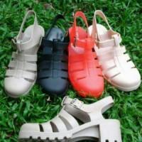 harga Jelly Shoes Juju Heels / Wedges / Hak Doff Tokopedia.com
