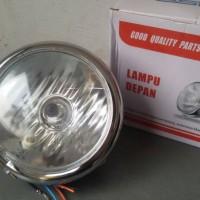 harga Headlamp Lampu Depan Model Cb100 Tokopedia.com