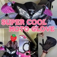 harga Sarung tangan antipanas tempel stang motor SUPERCOOL motif hello kitty Tokopedia.com
