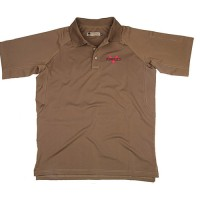 EMERSON POLO VLTOR LOGO -BROWN
