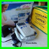 harga Lotus Fetal Doppler Digital Tokopedia.com