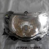 harga Batok Lampu / Kaca Lampu Depan Mio Soul Gt Ori Yamaha Tokopedia.com