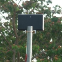 Antena Panel High Gain Modem/Mifi/Hp 3G 4G 1800-2300 Mhz pigtail ganda