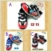 harga Sepatu Anak  Import  Car Vs Spider Tokopedia.com