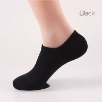 Black Men Invisible Socks No Show Socks