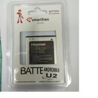 Batre / Baterai / Batrai / Battery Smartfren Andromax U2 LI38170A