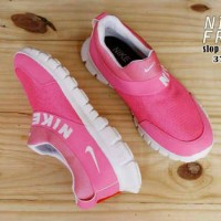 Harga sepatu olahraga wanita nike slop running grade ori | antitipu.com