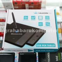 harga Huion H420 Signature Pad Pen Tablet Desain Bantalan Tanda Tangan Wacom Tokopedia.com