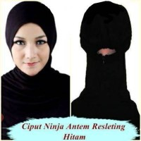 Jual inner ninja ANTEM (Anti Tembem) Resleting Murah