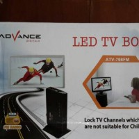harga Tv Tuner Advance Tokopedia.com
