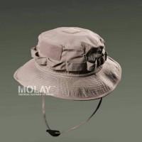 Tango Bonnie Hat dalam warna Coyote Tan, Black, dan Ranger Green
