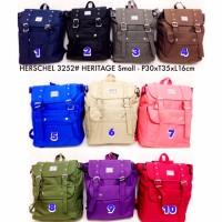 harga Herschel 3252 Heritage Small Backpack Suprem Tokopedia.com