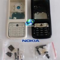 Casing Fullset Nokia N73 + Tulang