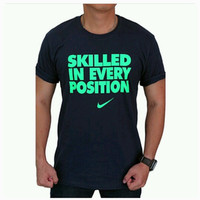 Kaos Premium NIKE Skilled in Every Position