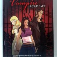Graphic Novel Vampire Academy - Richelle Mead