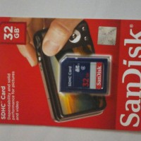 Sandisk SD Card 32Gb Memori Sd Card 32 GB