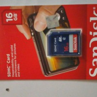 SD Card 16gb Sandisk Memory Card Sd 16 Gb